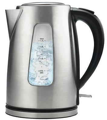 Чайник электрический Polaris PWK 1744CA матовый