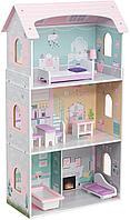 Кукольный домик с мебелью Edufun EF4121 (8 предметов)