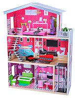 """Кукольный дом с мебелью Edufun """"EF4118"""""""