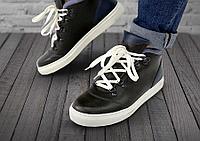 Полуботинки женские Gorky Boots Middle3 коричневый (текстиль)