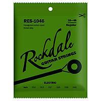 Струны для электрогитары Rockdale RES-1046