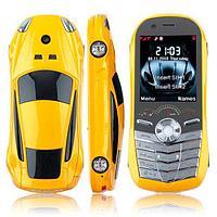 Сотовый телефон Ferrari, стандарт-GSM, 2-Sim-карты (Китай)