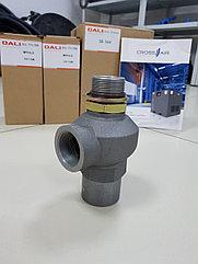 Клапан минимального давления для винтового компрессора 37 кВт