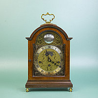 Настольные голландские часы WARMINK. С четвертным боем.