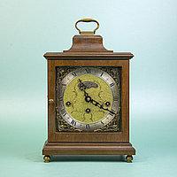 Настольные голландские часы WARMINK. С четвертным боем. Настольные часы с механизмом