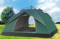 Четырехместная палатка 200*200*130см
