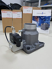 Впускной клапан JIV-65B-KLR-BJ для винтового компрессора 37 кВт