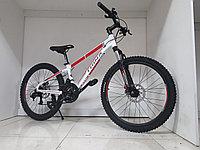 Алюминиевый Велосипед для подростков Trinx M114, 12,5 рама. Рассрочка. Kaspi RED
