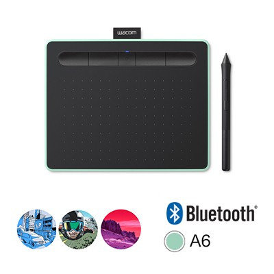 Графический планшет, Wacom Intuos  CTL-4100WLE-N
