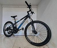 Качественный Велосипед для подростков Trinx M114, 12,5 рама. Рассрочка. Kaspi RED