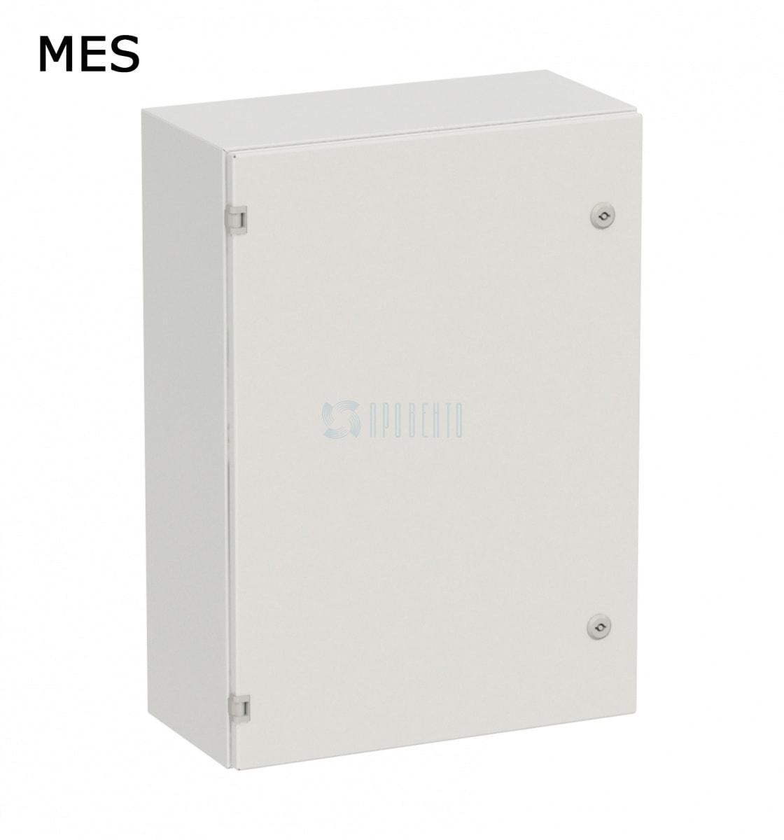 400WX500HX210D Настенный шкаф с монтажной панелью  серия IP66