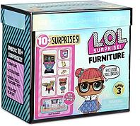 LOL Surprise Furniture третья серия Classroom with Teacher s Pet