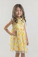 Платье СОЛНЫШКО. ЧУДЕСНОЕ ЛЕТНЕЕ ПЛАТЬЕ С ЯРКИМИ ЦВЕТАМИ! для девочек 3-8 лет