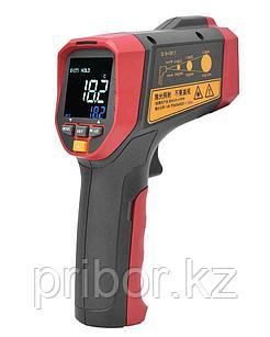 Термометр инфракрасный (пирометр)  UNI-T UT303A +(-32°С  +800°С) . Внесён в реестр РК