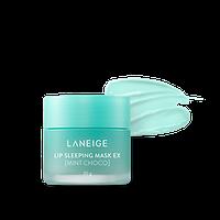 Laneige Ночная крем - маска для губ с экстрактом мятного шоколада Lip Sleeping Mask / 8 гр.