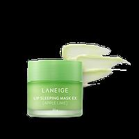Laneige Ночная крем - маска для губ с экстрактом яблока и лайма Lip Sleeping Mask / 8 гр., фото 1