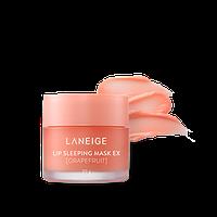 Laneige Ночная крем - маска для губ с экстрактом грейпфрута Lip Sleeping Mask / 8 гр.