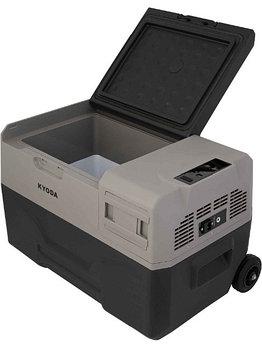 Автохолодильник Kyoda CX30WH-E серый