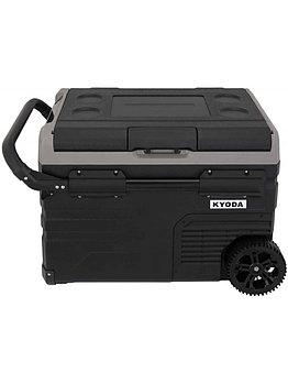 Автохолодильник Kyoda TW35WH-E серый