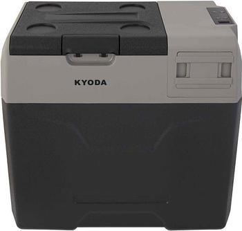 Автохолодильник Kyoda CX50WH-E серый