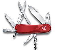 Нож VICTORINOX Мод. Evolution Security 14 (85мм) - 16 функций, красный R 18973
