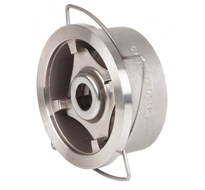 Клапан обратный межфланцевый дисковый Genebre 2415 DN100 PN40