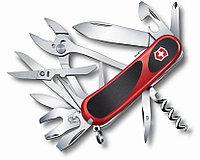 Нож VICTORINOX Мод. Evolution Security EvoGrip 557 (85мм) - 25 функции, красно-черный R 18167
