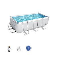 Каркасный бассейн BestWay, 412 х 201 х 122 см