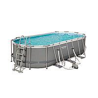 Каркасный бассейн BestWay, 549 х 274 х 122 см