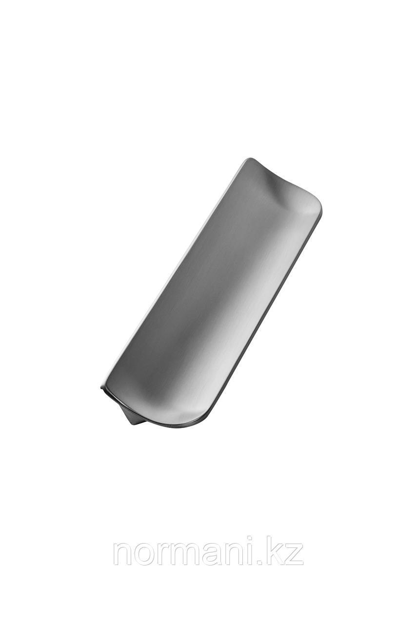 Мебельная ручка SLOPE L.181мм, отделка сталь шлифованная