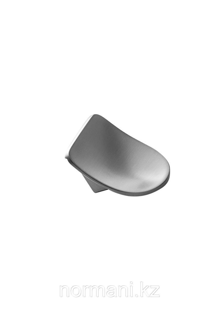 Мебельная ручка SLOPE L.31мм, отделка сталь шлифованная