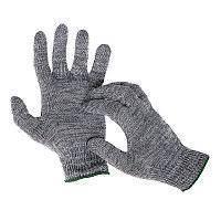 Перчатки Х / Б тонкие серые 1500