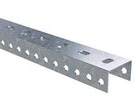 П-образный профиль PSM, L3000, толщ.2,5 мм, нержавеющая сталь AISI 304