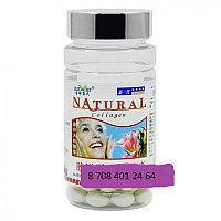 Коллаген в капсулах для здоровой кожи и разглаживания морщин (Collagen) Natural
