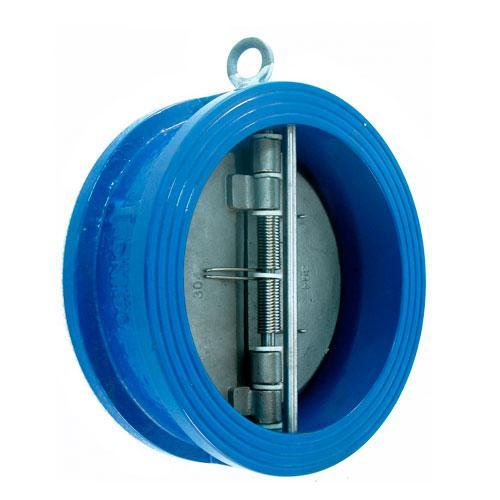 Клапан обратный межфланцевый из чугуна DN300 PN16 TIS Италия