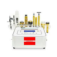 Аппарат косметологический 10 в 1 спреер скрабер вакуум RF крио фонофорез гальваника микротоки мезо