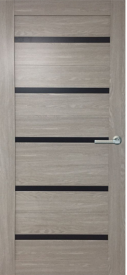 Межкомнатная дверь Стелла 7 - Эдисон Грей
