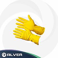 Перчатки гелевые резиновые, ЛЮКС размер L/М