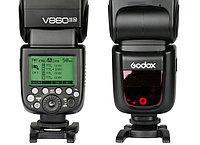 Фото Вспышка накамерная Godox V860II TTL HSS Sony, с аккумулятором
