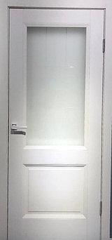 Межкомнатная дверь ДЛ 700_1 - Белый Ясень