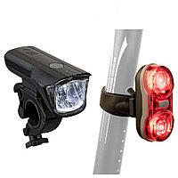 Author комплект фонарей Light set Xray 150 lm / Duplex X7 20lm