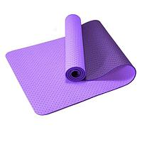 Madgame коврик для йоги ТПЕ ( MG-100193635)