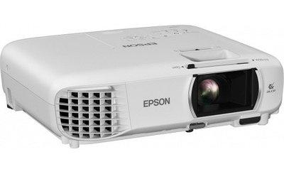 Проектор для дом. кино Epson EH-TW710, белый