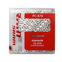 Sram цепь PC 870 114 links with power link 8-speed
