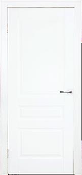 Межкомнатная дверь ДЛ 505 - Белое дерево