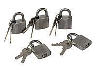 Комплект замков с единым ключом (5 шт.) 10248002