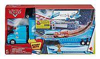Трек трейлер Диноко Mattel Тачки Супер прыжок DHF52