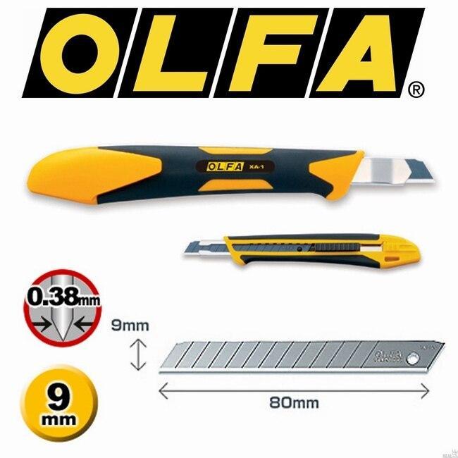 Нож OLFA XA-1 лезвие 9мм