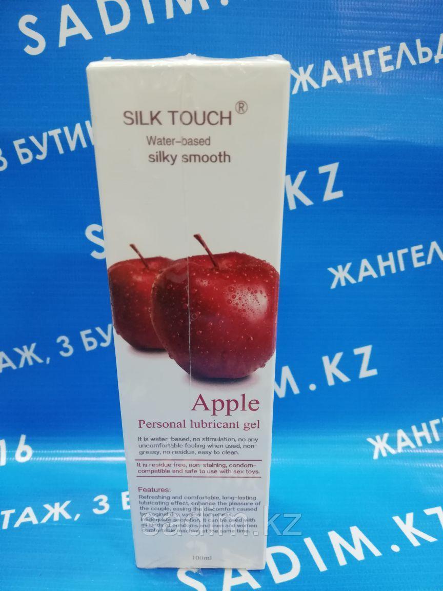 Смазка - Silk Touch - Яблоко