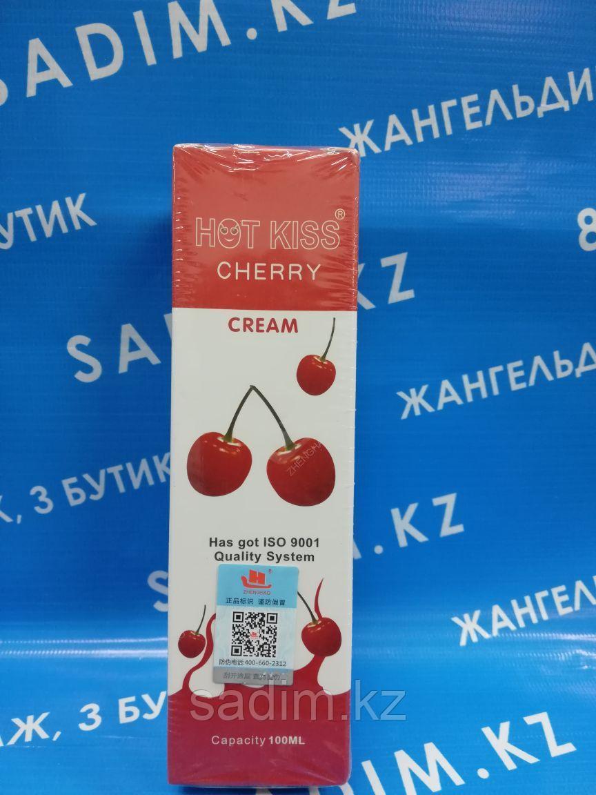 Смазка - Крем Hot Kiss